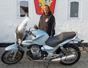 Anita - Moto Guzzi